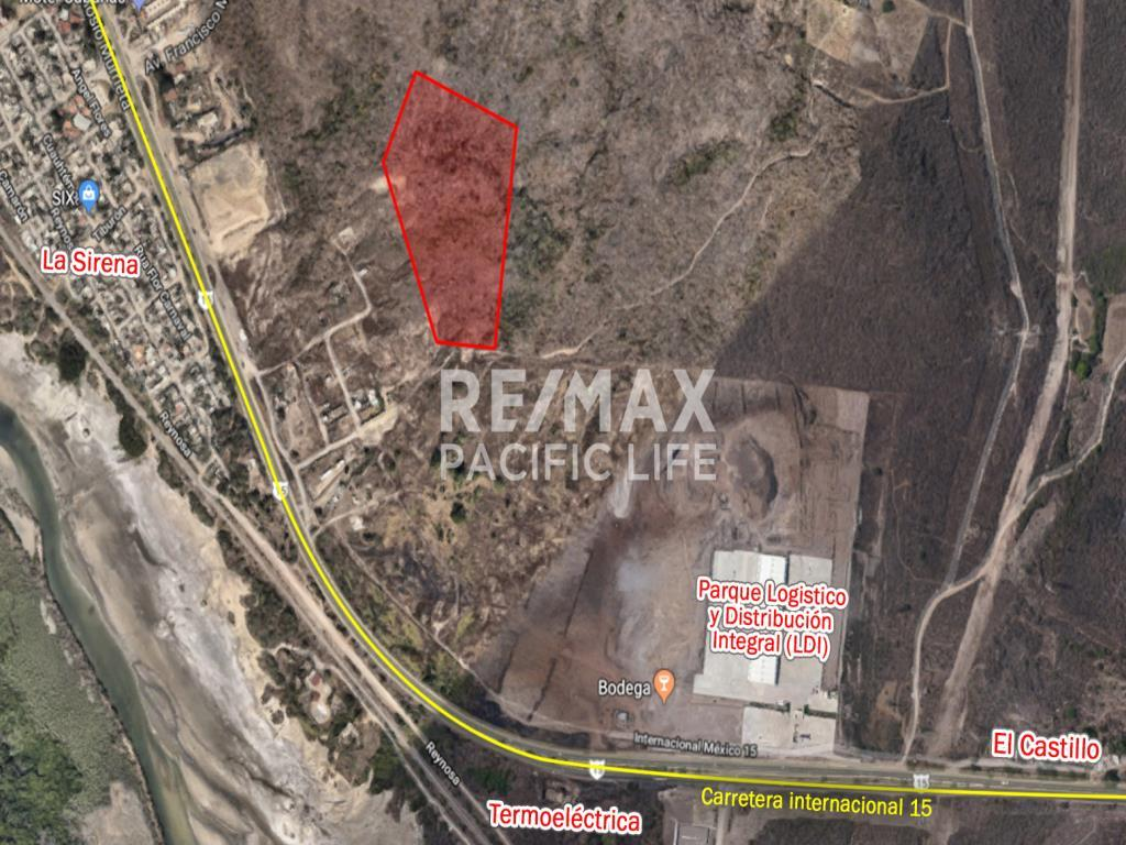 LOT INDUSTRIAL FOR SALE AT LA SIRENA
