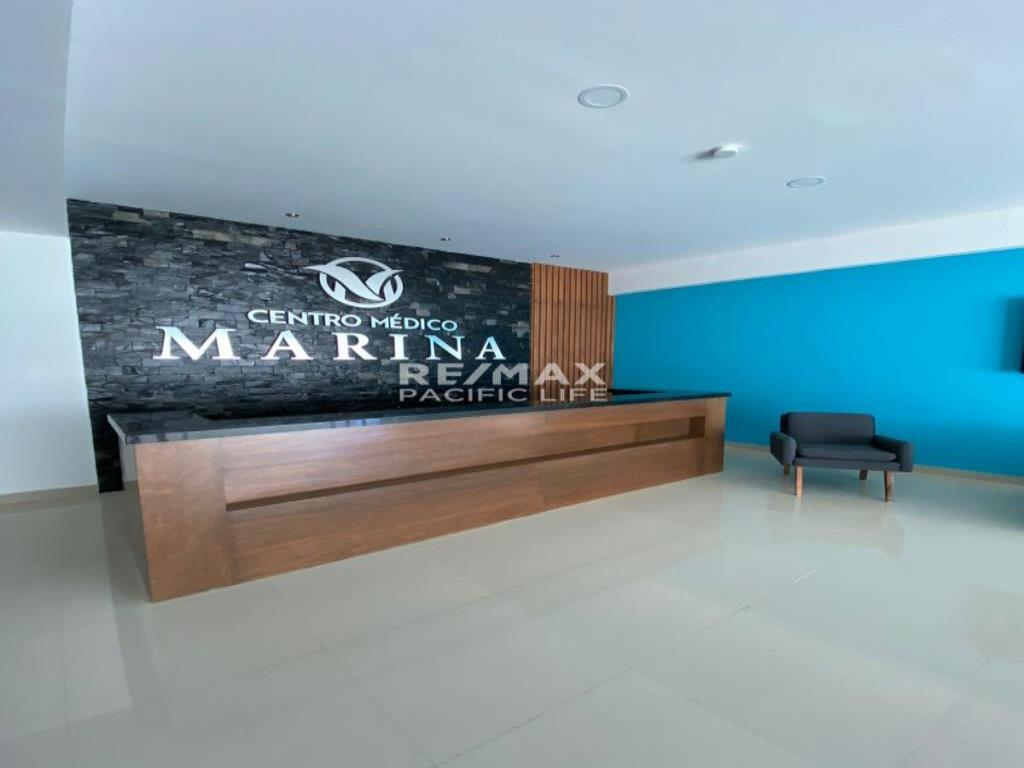 MEDICAL OFFICE FOR RENT AT CENTRO MEDICO MARINA