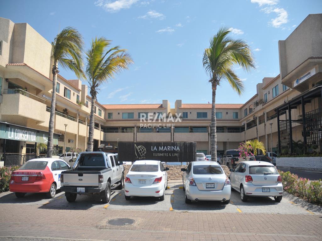 Commercial Local for Rent at Marina Mazatlán