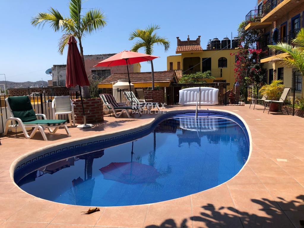 Condominio en Renta en Old Mazatlan Condominiums, en el Centro de Mazatlan