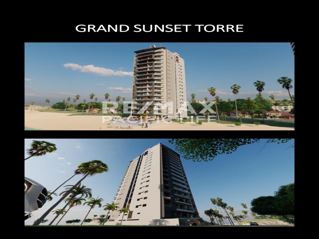 CONDOMINIO EN VENTA EN GRAND SUNSET TORRE