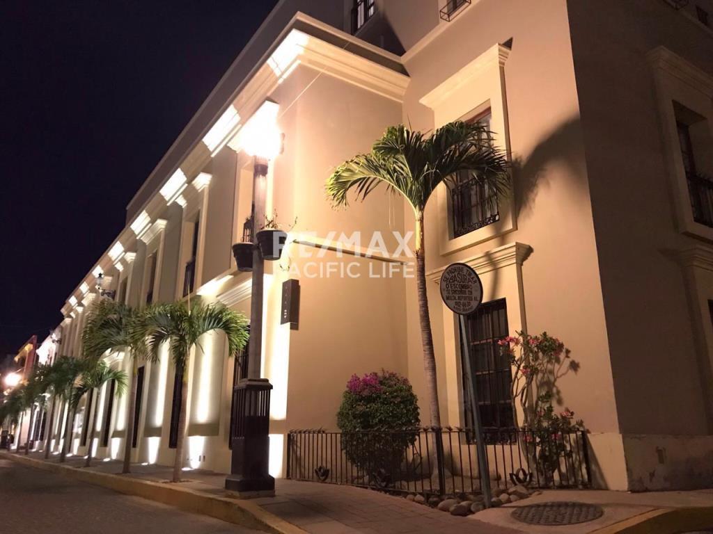 Condominio en renta en Centro Historico