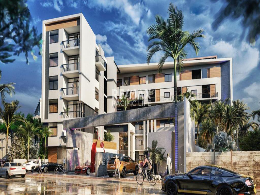 Condominio en Venta en Brisas Ocean Club, Marina Mazatlan