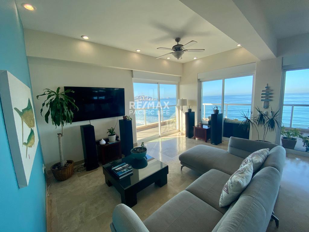 Condominio en renta en Mazatlan