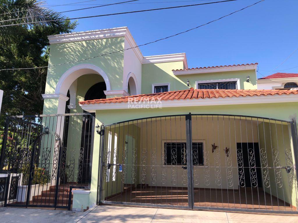 Casa en Renta en  Lomas de Mazatlan